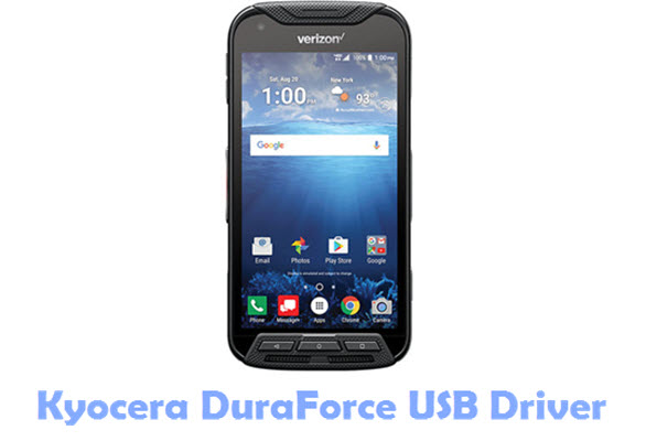 Kyocera DuraForce USB Driver