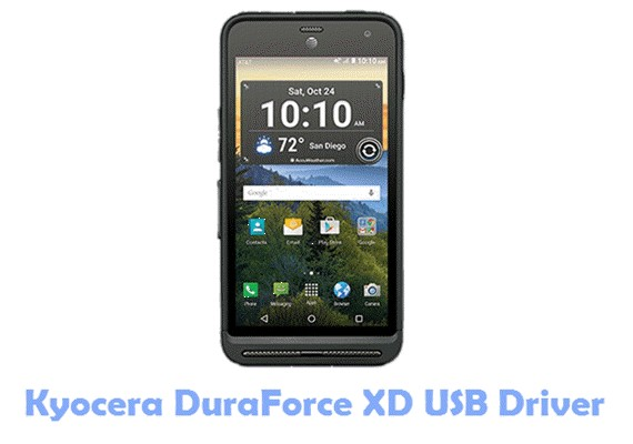 Download Kyocera DuraForce XD USB Driver