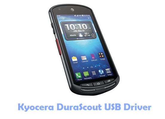 Download Kyocera DuraScout USB Driver