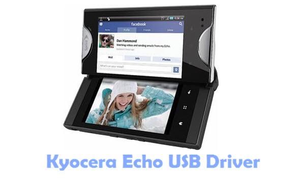 Kyocera Echo USB Driver
