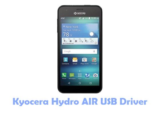 Kyocera Hydro AIR USB Driver