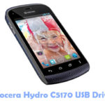Download Kyocera Hydro C5170 USB Driver