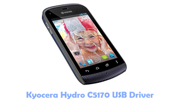 Download Kyocera Hydro C5170 USB Driver