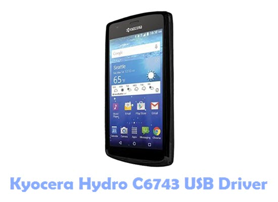Download Kyocera Hydro C6743 Firmware