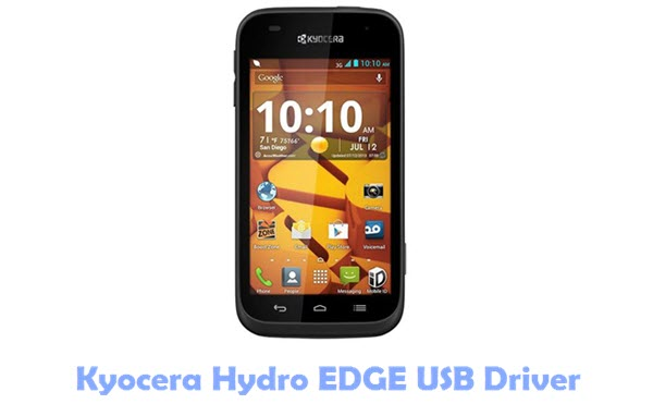 Download Kyocera Hydro EDGE USB Driver