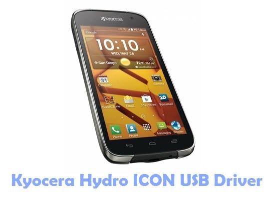 Kyocera Hydro ICON USB Driver