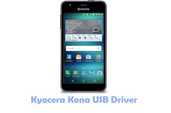 Download Kyocera Kona Firmware