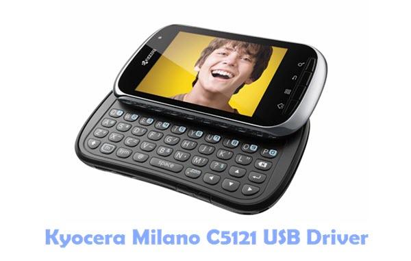 Download Kyocera Milano C5121 USB Driver