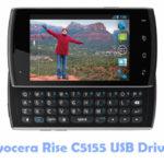Download Kyocera Rise C5155 USB Driver