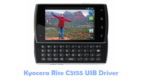 Kyocera Rise C5155 USB Driver