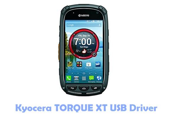 Download Kyocera TORQUE XT USB Driver