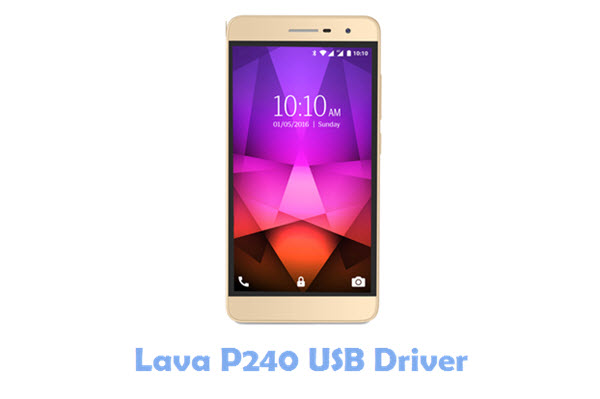 Download Lava P240 USB Driver