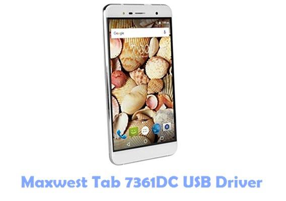 Download Maxwest Tab 7361DC USB Driver