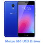 Download Meizu M6 USB Driver