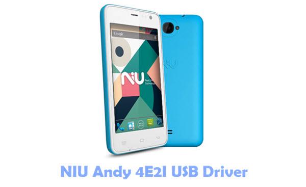 NIU Andy 4E2I USB Driver
