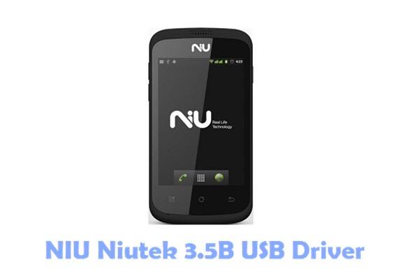NIU Niutek 3.5B USB Driver