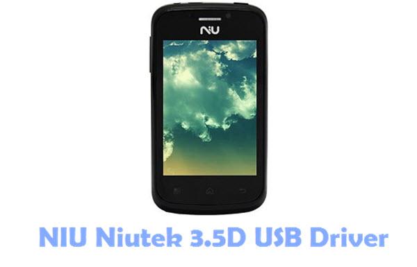 NIU Niutek 3.5D USB Driver