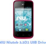 Download NIU Niutek 3.5D2 USB Driver
