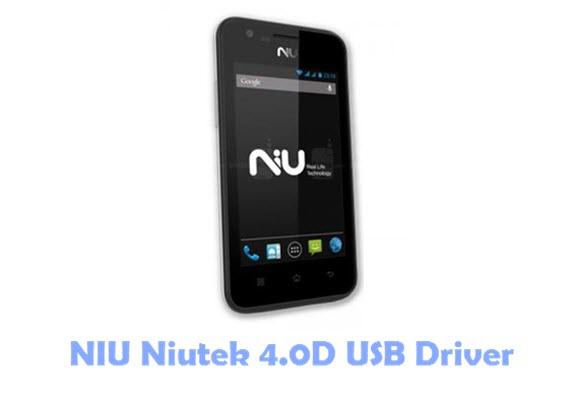 NIU Niutek 4.0D USB Driver
