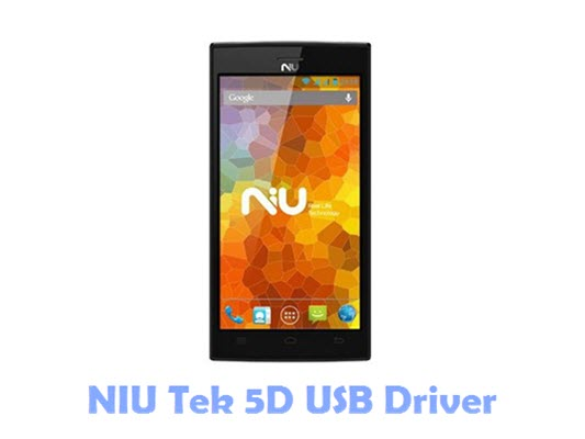 Download NIU Tek 5D USB Driver
