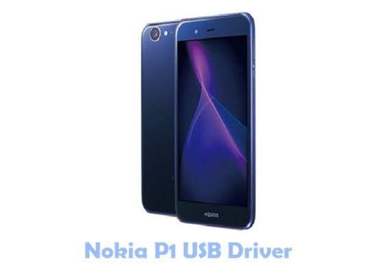 Download Nokia P1 USB Driver