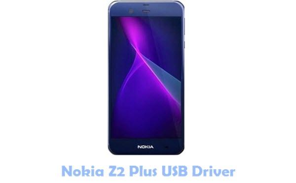 Nokia Z2 Plus USB Driver