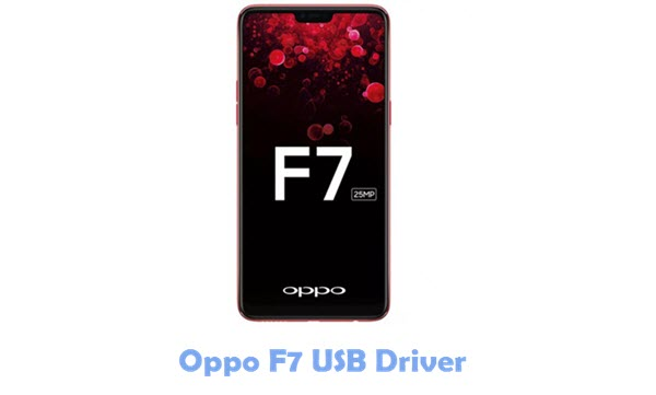 Download Oppo F7 USB Driver