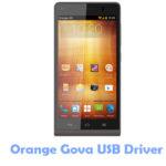 Download Orange Gova USB Driver