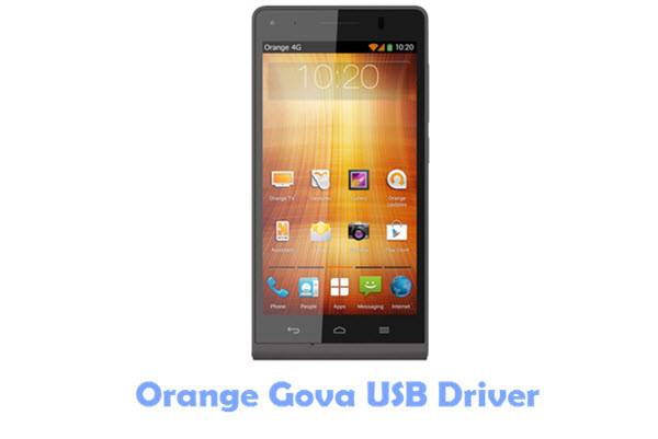 Orange Gova USB Driver