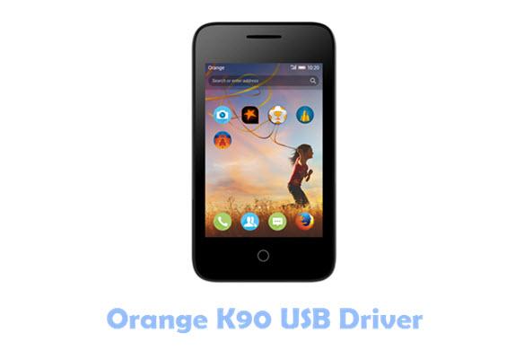Orange K90 USB Driver