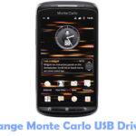 Orange Monte Carlo USB Driver