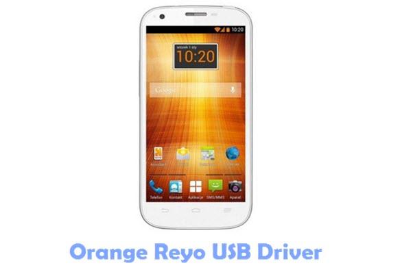 Orange Reyo USB Driver