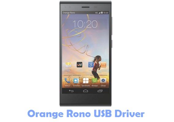Orange Rono USB Driver