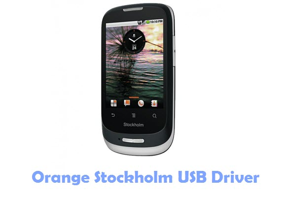 Orange Stockholm USB Driver