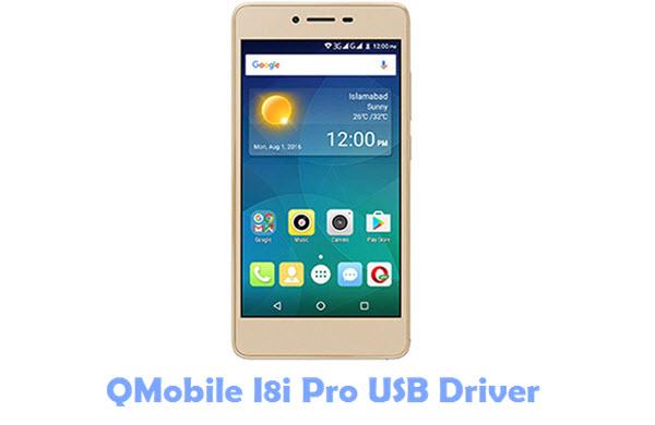 QMobile I8i Pro USB Driver