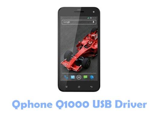 Qphone Q1000 USB Driver
