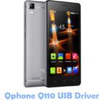 Download Qphone Q110 USB Driver
