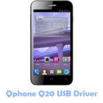 Download Qphone Q20 USB Driver
