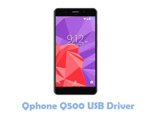 Qphone Q500 USB Driver