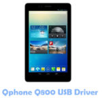 Download Qphone Q800 USB Driver