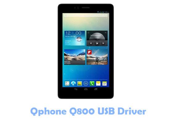 Qphone Q800 USB Driver