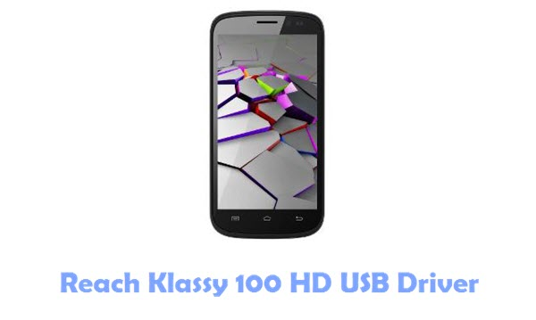 Download Reach Klassy 100 HD USB Driver
