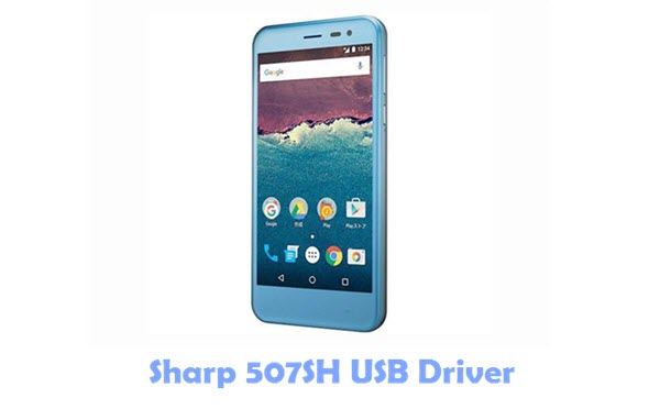 Download Sharp 507SH USB Driver
