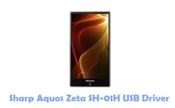 Download Sharp Aquos Zeta SH-01H USB Driver | All USB Drivers
