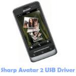 Download Sharp Avatar 2 USB Driver