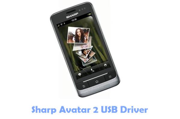 Sharp Avatar 2 USB Driver