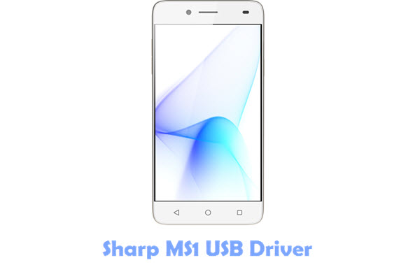 Sharp MS1 USB Driver