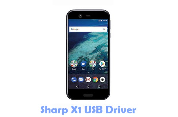 Sharp X1 USB Driver