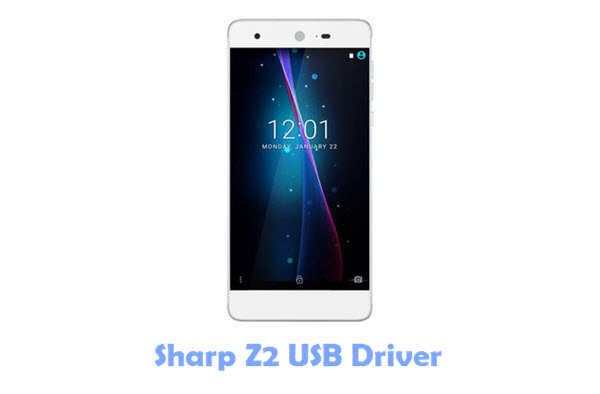 Sharp Z2 USB Driver