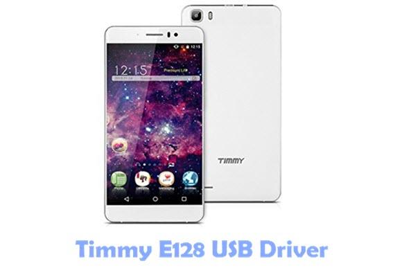 Download Timmy E128 USB Driver